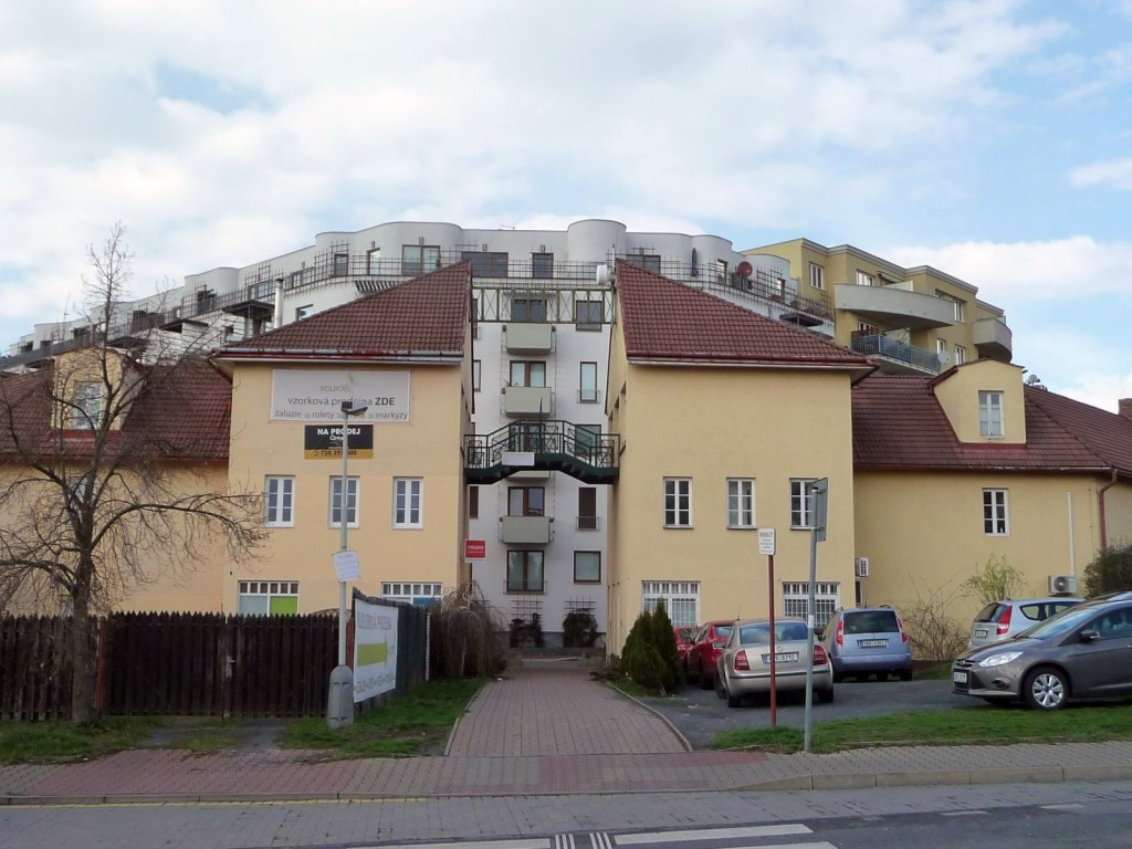 Dům se slavobránou